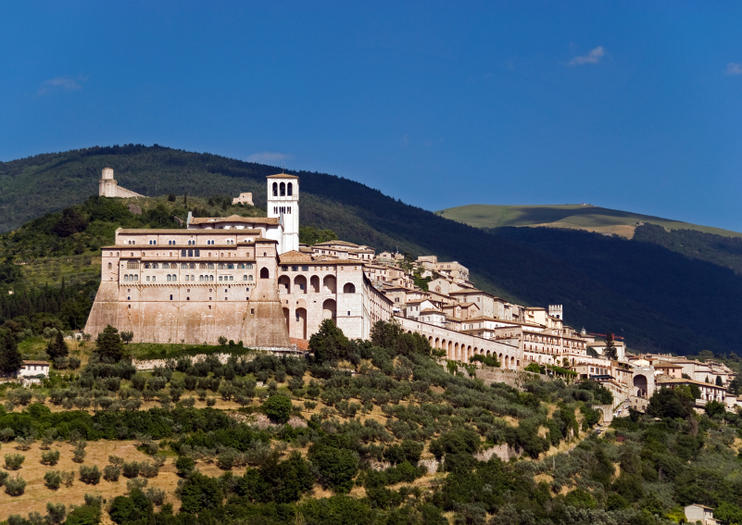 Assisi and Orvieto Day Trips From Rome