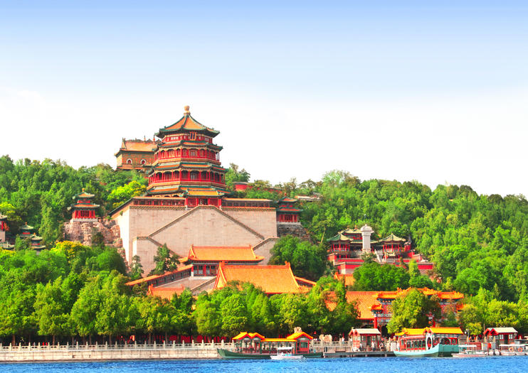 Summer Palace Cruises in Beijing