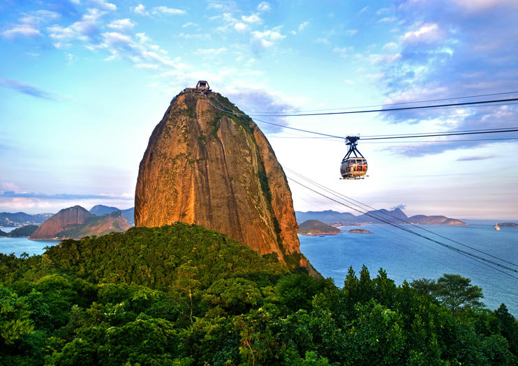 Sugarloaf Mountain (Pao de Açúcar)