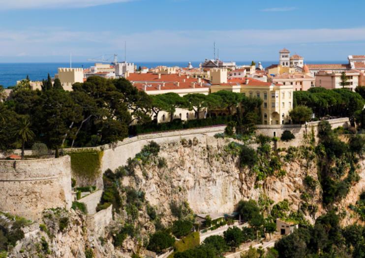Mónaco Itinerarios recomendados