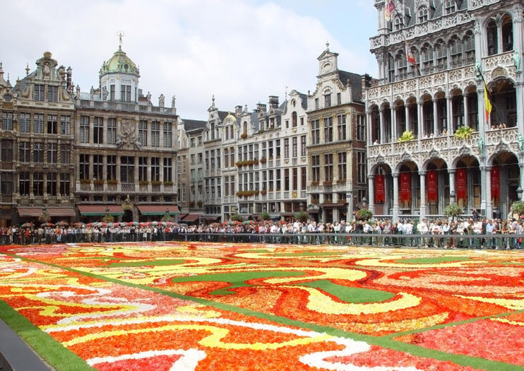 Brussels Tours from Paris