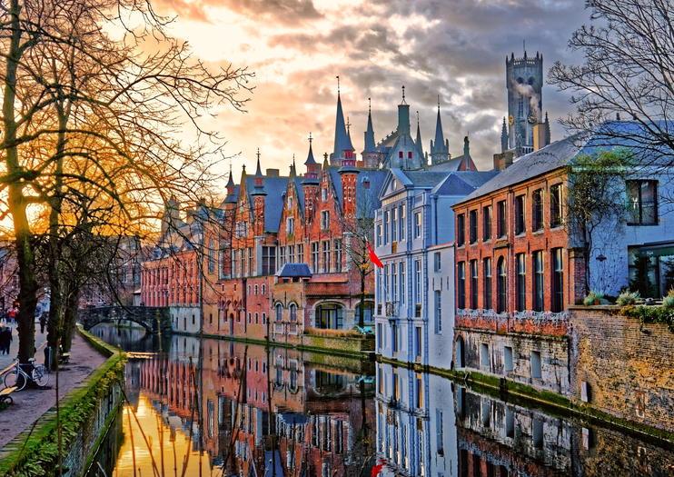 Bruges Tours from Paris
