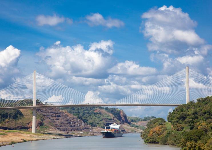 Canal de Panamá - Atracciones en Panamá