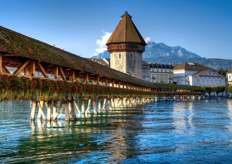 Lucerna - Atrações de Zurique