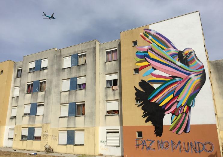 Street Art in Lisbon