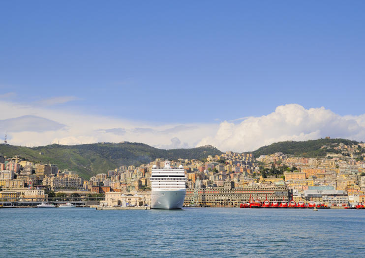 Genoa Cruise Port