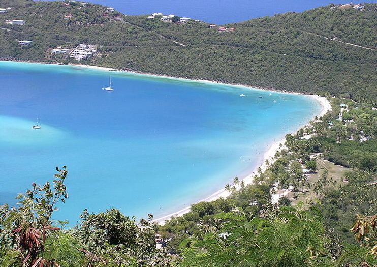 Bahía de Magens