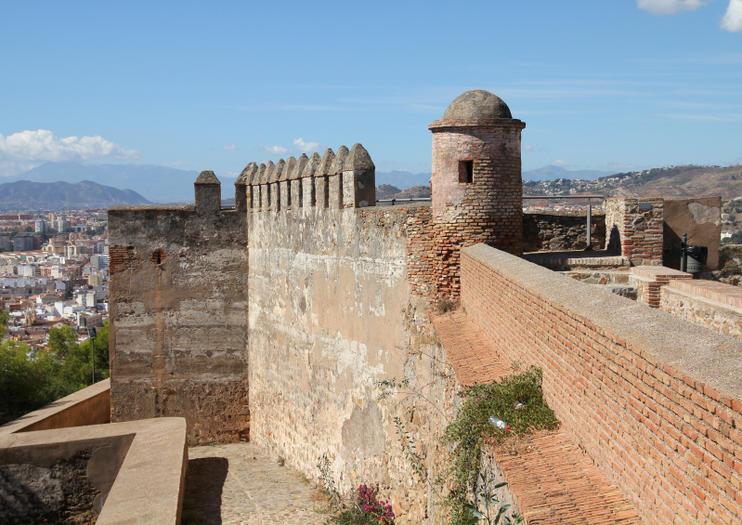 Alcazaba de Malaga – Visite à Malaga
