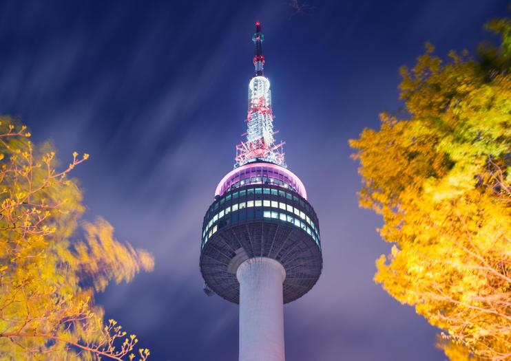 La Torre Namsan (N Seoul Tower)