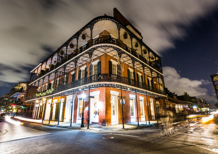 Haunted History Tours in New Orleans