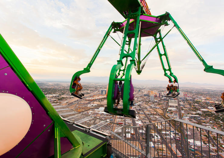 Torre Stratosphere - Atracciones de Las Vegas