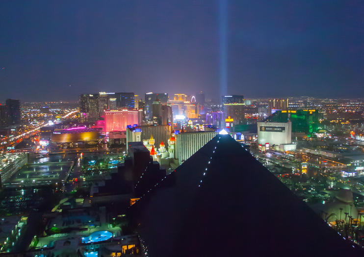 Luxor Las Vegas Hotel Casino 2019 Tickets Tours Book Now