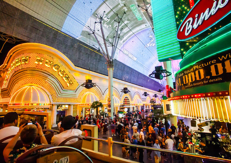 The 10 Best Fremont Street Experience Tours & Tickets 2019