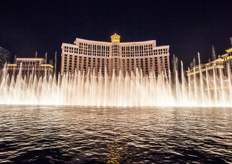 Image result for bellagio fountains