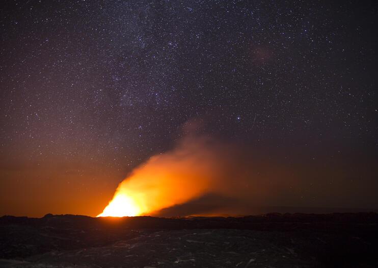 Observatorio de Volcanes de Hawai