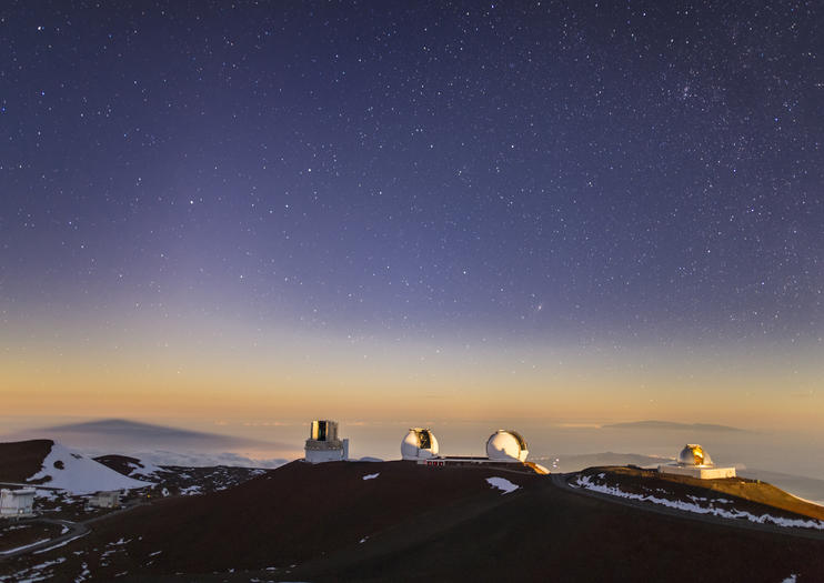 Mauna Kea Summit & Observatoy - Big Island of Hawaii Attractions