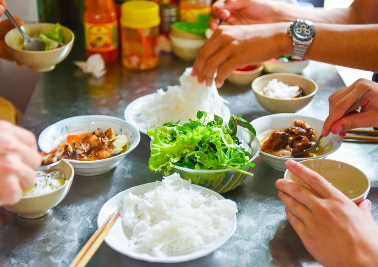 Food Tours in Hanoi