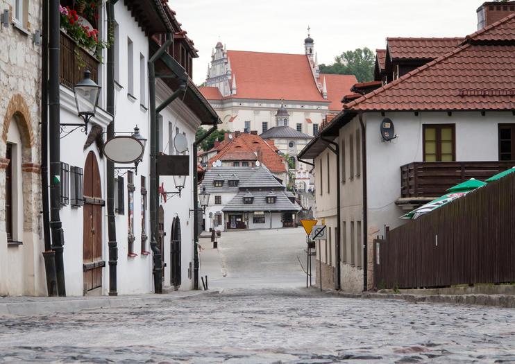 Kazimierz (Jewish District)