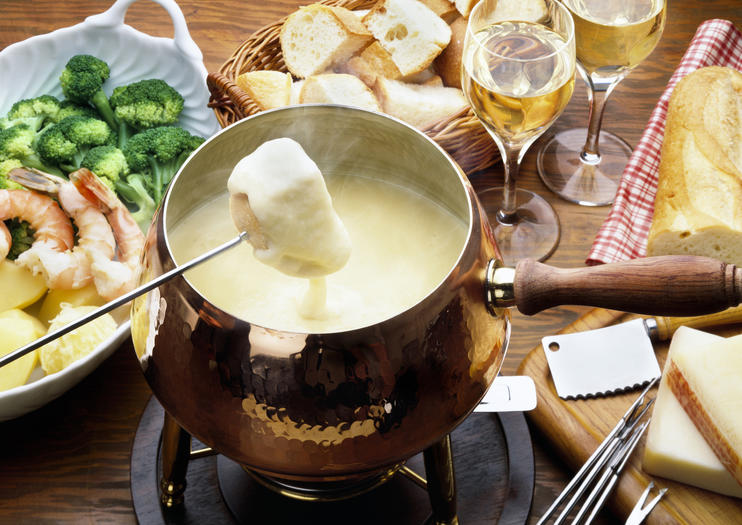 Food Lover's Guide to Switzerland