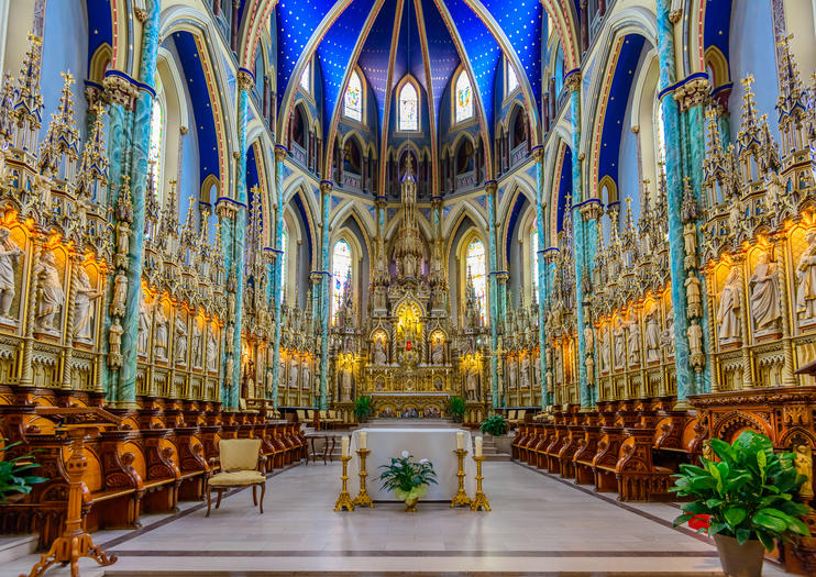 Ottawa Notre-Dame Cathedral Basilica