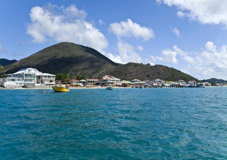With More Than 2 Million Annual Cruise Visitors, St. Maarten Has Long Been  One Of The Busiest Cruise Ports In The Caribbean. Located In The Island  Capital ...
