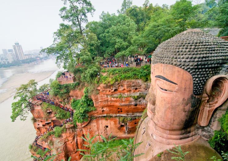 10 Patung Buddha