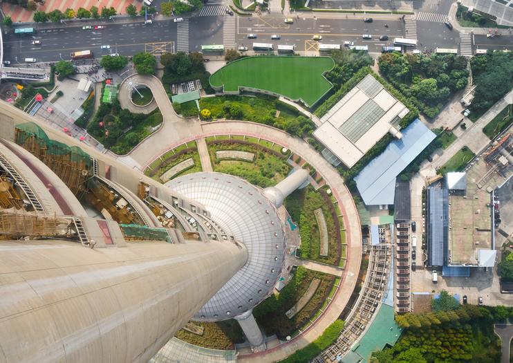 La Torre de la Perla Oriental - Shanghai Atracciones