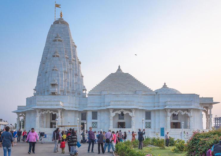 Temple et Musée Birla Lakshmi Narayan