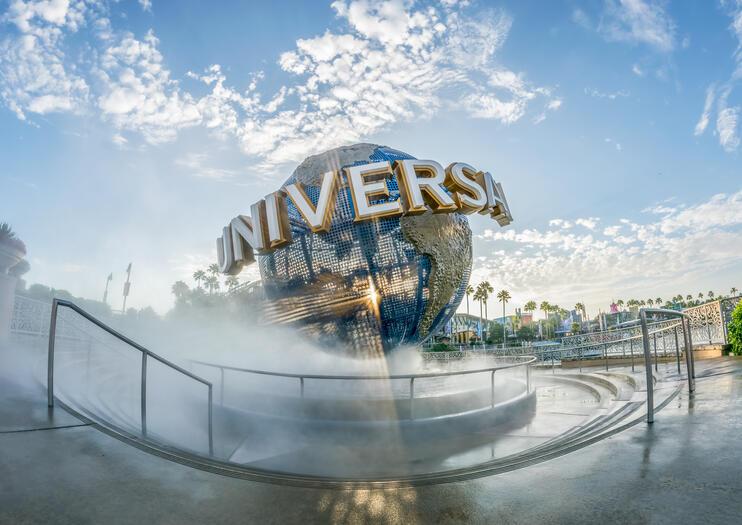 Resort Universal Orlando - Atrações de Orlando