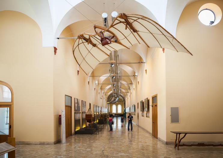 Musée Leonardo3 (Univers de Leonardo de Vinci)