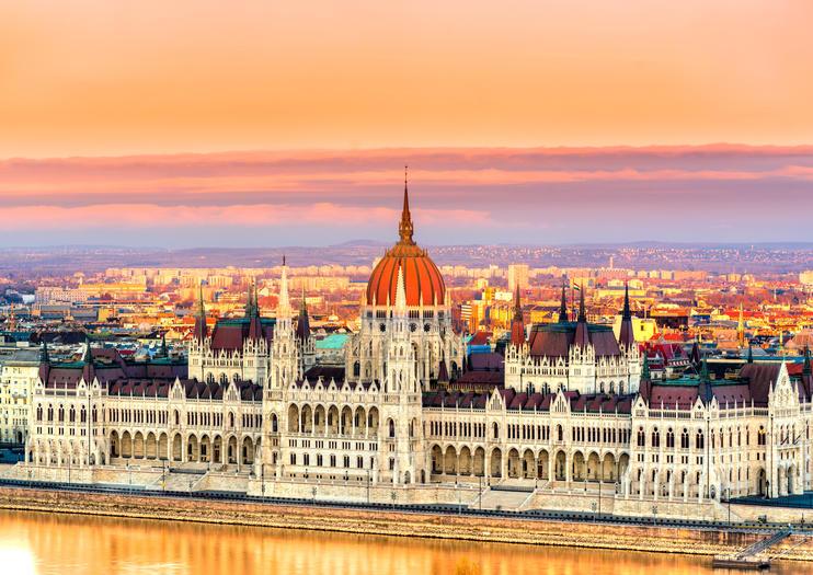 Budapest Parliament (Orszaghaz)