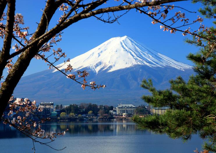 Quinta stazione del Monte Fuji