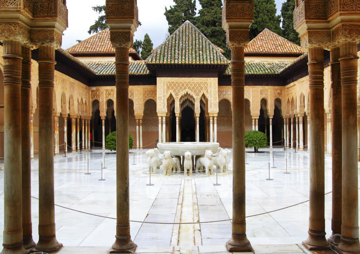 Granada Tours from Costa del Sol