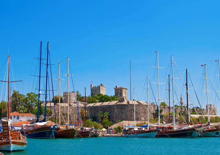 Cruises in Bodrum