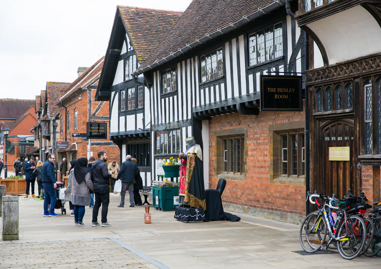 Tour durch Stratford-upon-Avon - Die Heimatstadt von William Shakespeare
