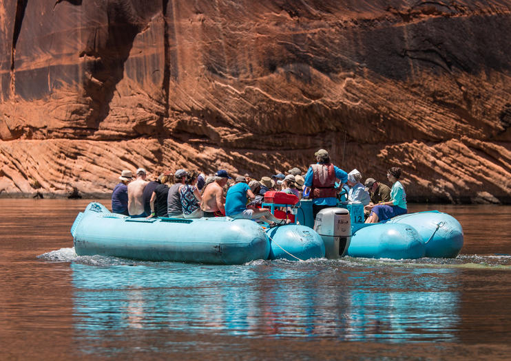 Colorado River Boat Rides From Las Vegas