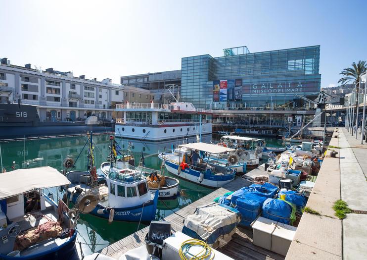 Galata Maritime Museum (Galata Museo del Mare)