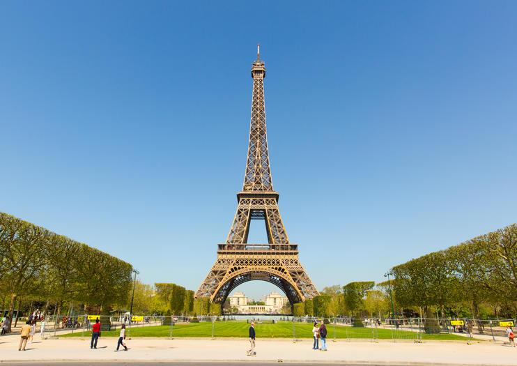 Tours para Paris a partir de Londres