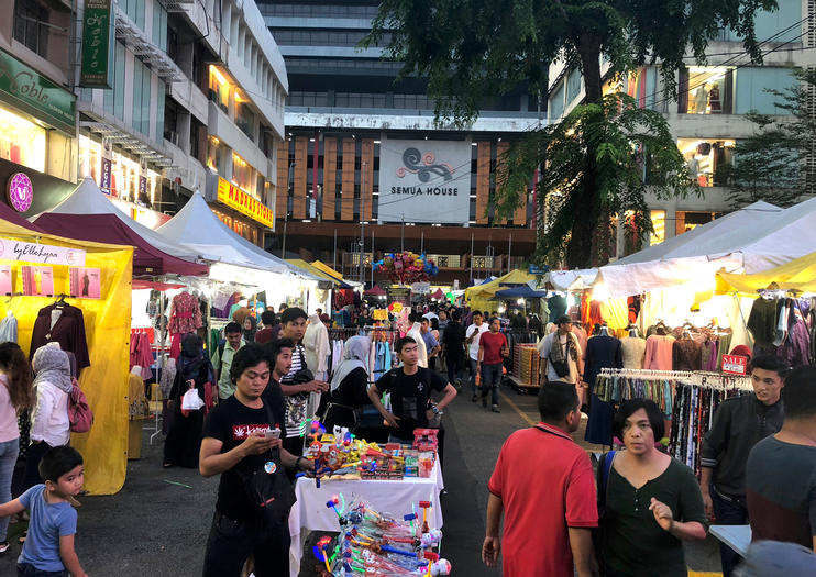 Little India (Jalan Masjid India)