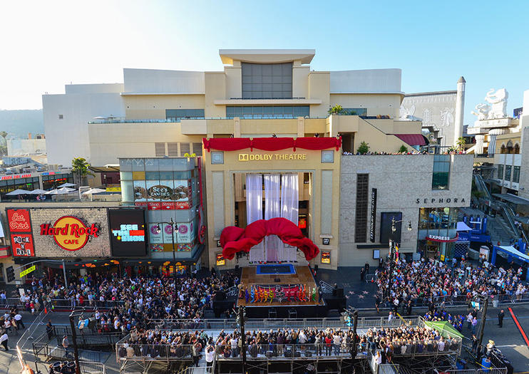 Dolby Theater (Kodak Theater)