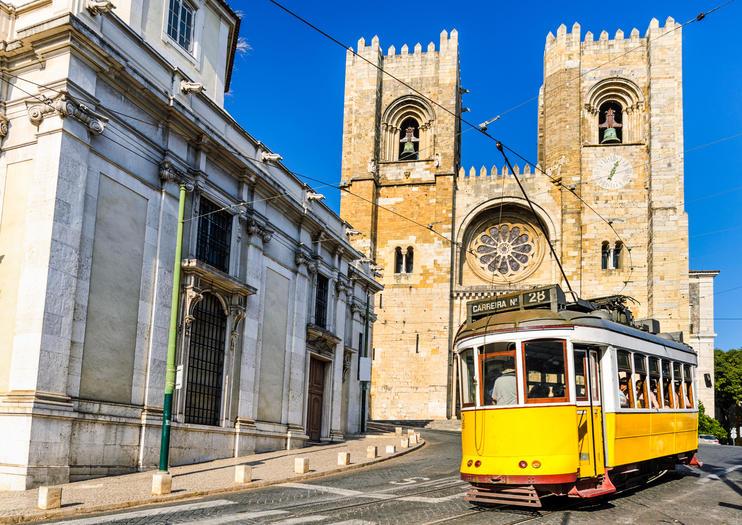 Kathedraal Lissabon (Sé de Lisboa)