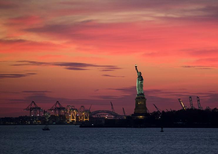 Croisières au coucher du soleil à New York