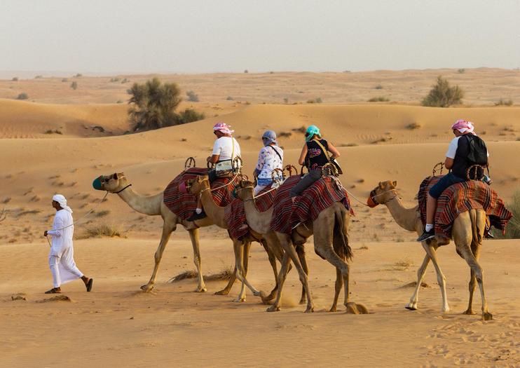 Safaris en el desierto de Dubái