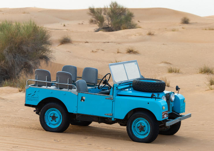 Die besten Outdoor-Abenteuer in Dubai