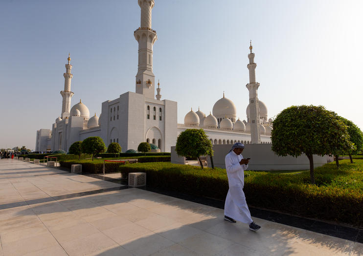 Abu Dhabi Day Trips from Dubai