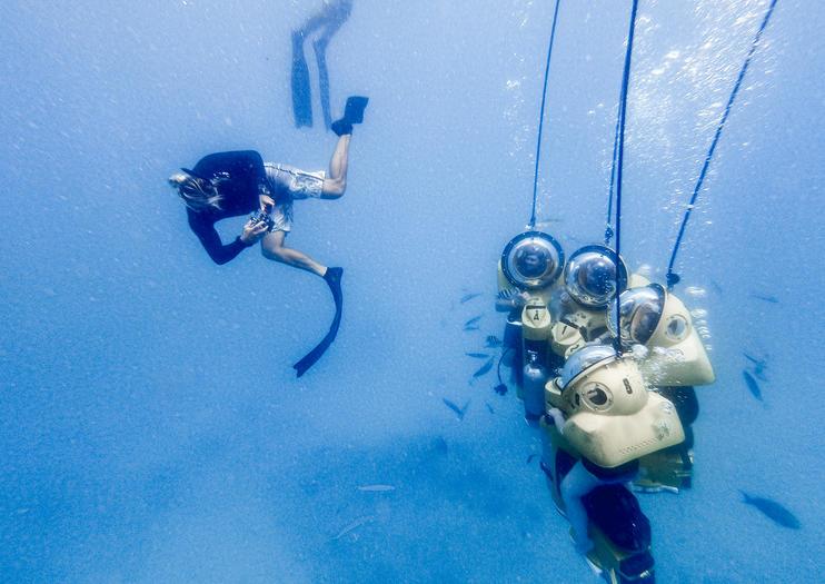 Underwater Adventures in Oahu