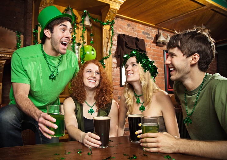 Ways to Celebrate St. Patrick's Day in Dublin