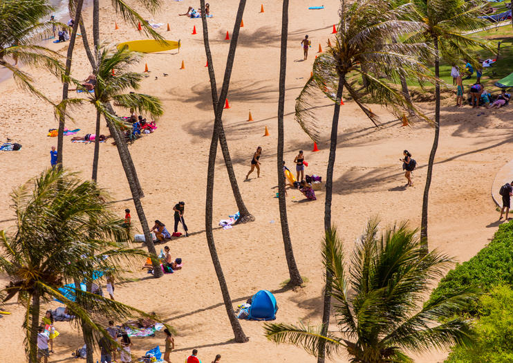 How to Spend Spring Break on Oahu