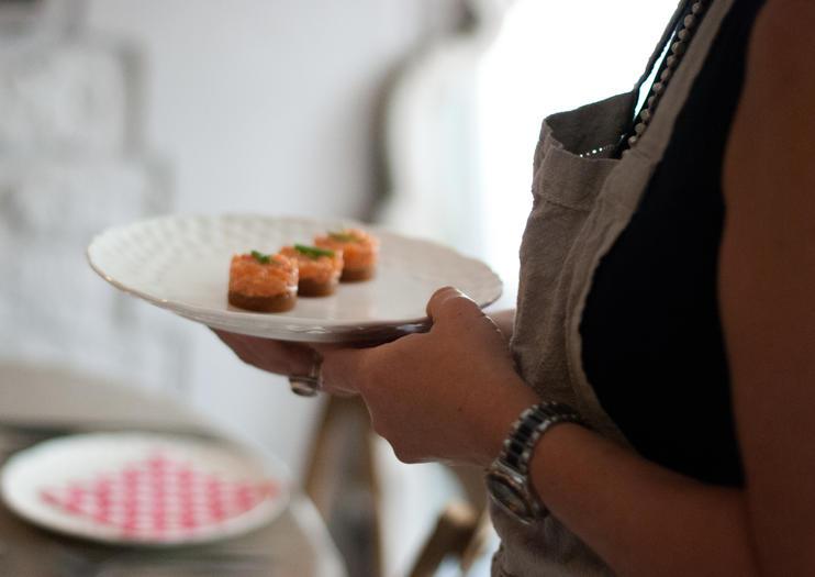Excursões gastronômicas e aulas de culinária
