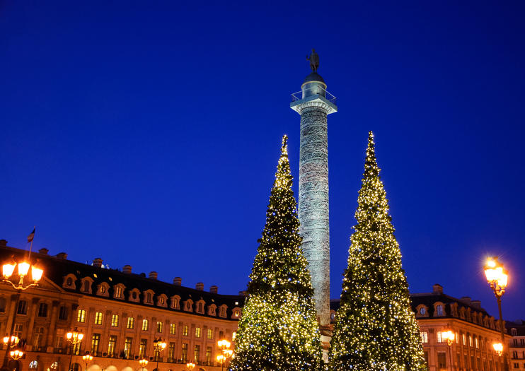 Ways to Celebrate Christmas and New Year's Eve in Paris